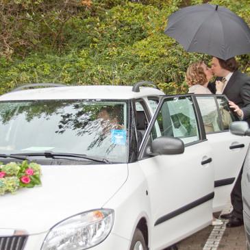 Standesamtliche Hochzeit in Flensburg – Daniela und Mark