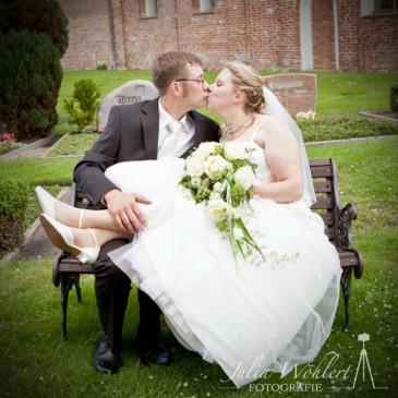 Hochzeitsfotografie in Deezbüll ~ ein Traum mit Melanie und Nommen