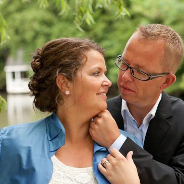 Hochzeitsfotografie in Dänemark – Zauberhafte Hochzeit mit Laila und Klaus in Åbenrå