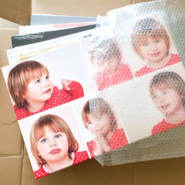 Fotodruck auf Leinwand – aus dem Fotostudio in Nordhackstedt