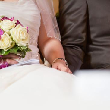 Hochzeitsreportage in Nordfriesland – Freudentränen mit Finja und Hauke