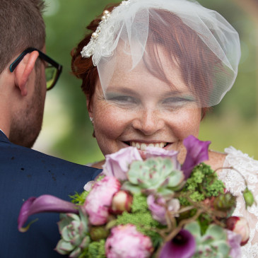 Hochzeitsfotografie in Dänemark – Glücksregen mit Ada und Morten