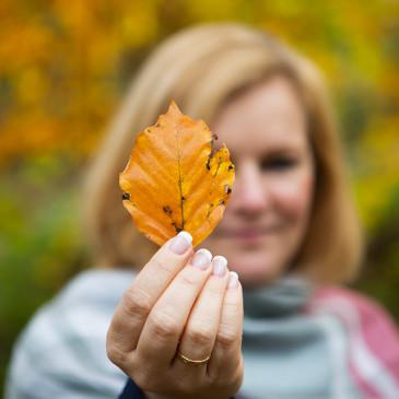 Herbstshooting in Lindewitt – Ein bunter Herbstspaziergang