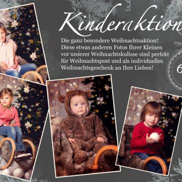 Kinderaktion – Weihnachtsaktion nur 65€