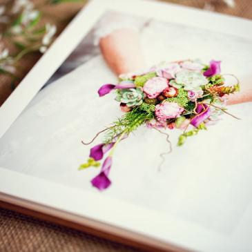 Hochzeitsalbum – Erinnerungen festhalten