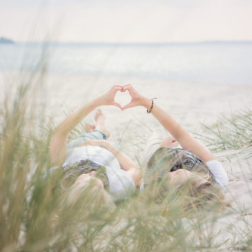 Freundinnenshooting in Eckerförde – Ein bisschen Strand und Sonne
