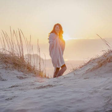 Fotoshooting in Dänemark – ein Tag Urlaubsgefühle