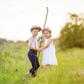 Kindershooting – Spätsommertraum