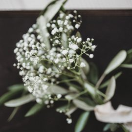 Deine Hochzeit mit viel Liebe verpackt – Holzschachtel