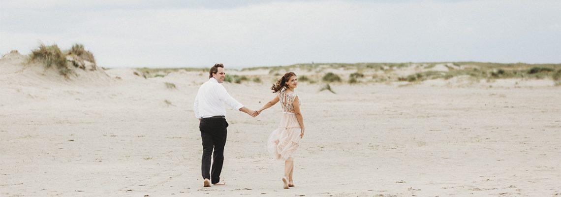 Hochzeitsfotografie in Dänemark