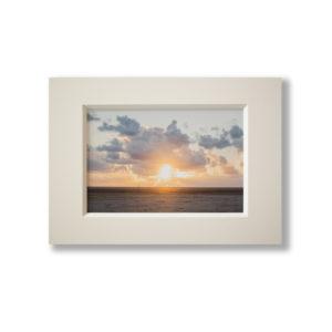 Kunstdruck – St. Peter Ording Sonnenuntergang