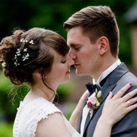 Hochzeit im Schloss vor Husum – Hochzeitsfotografin in Husum