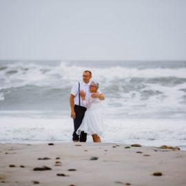 Hochzeitsfotos in Dänemark – Strandshooting in Ringkøbing/Ulfborg