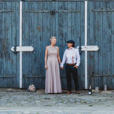 Standesamtliche Trauung – Hochzeitsfotografin in Schleswig